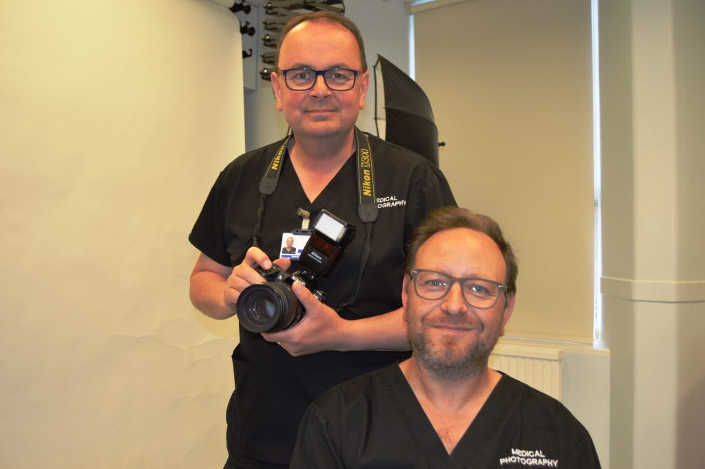 Spotlight On The Trust S Medical Photography Department