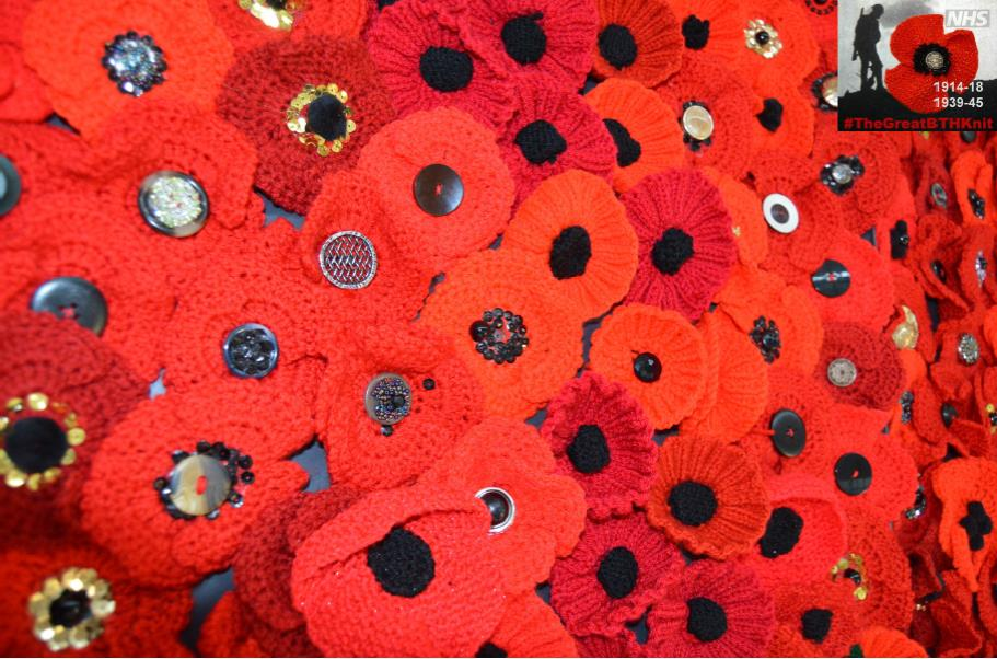 Easy Poppy Making Guides For Our Greatbthknit Blackpool Teaching