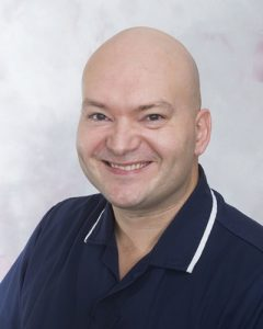 Peter Farrington, Staff Governor for Nursing and Midwifery