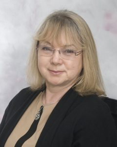 Tina Daniels, Staff Governor for Non-Clinical Support