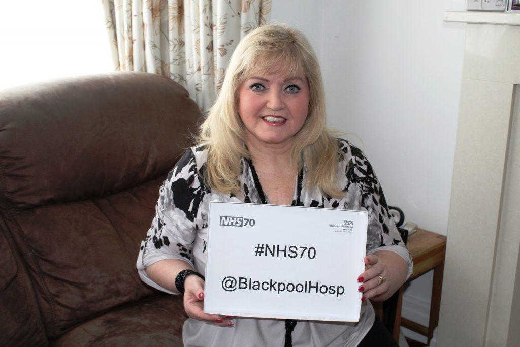 Nolan sister Linda thanks NHS for care – #NHS70 | Blackpool