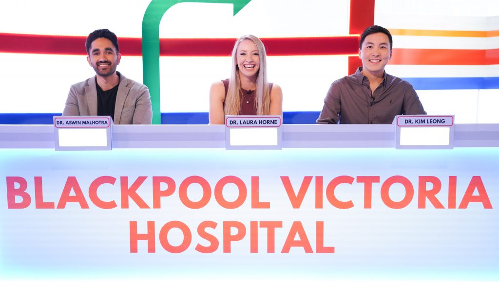 Trust Doctors to appear on BBC Medical Quiz Show | Blackpool