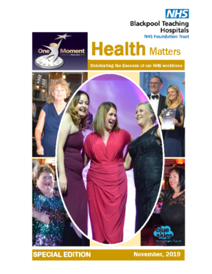 Health Matters Celebrating Success special 2019