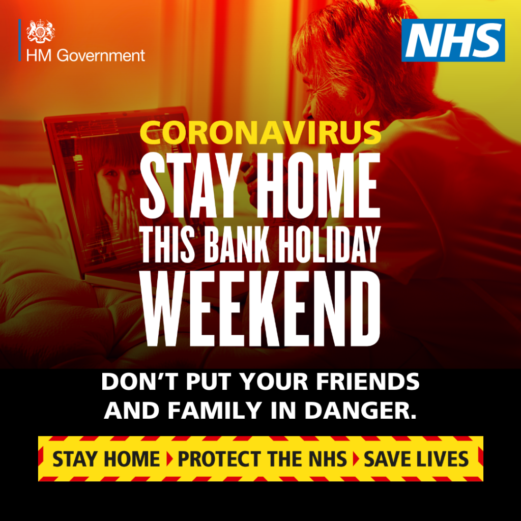 Stay Home This Easter And Save Lives