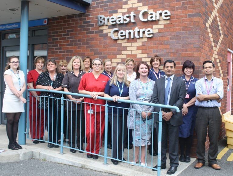 The Breast Care TEam