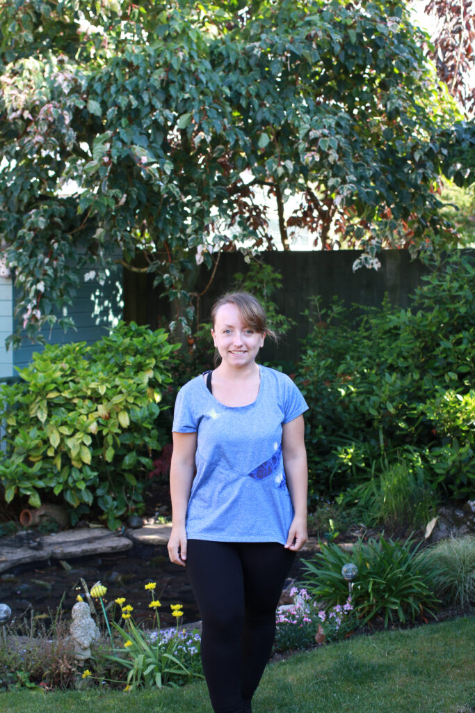 Whitegate Drive Health Centre worker running miles to ...
