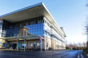 Blackpool Victoria Hospital's Cardiac Centre