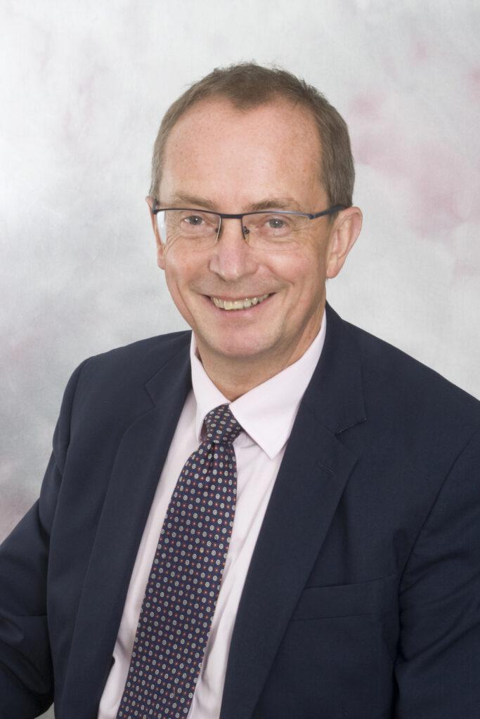 Medical Director, Dr Jim Gardner