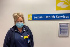 Jen Schofield has received a Going The Extra Mile Award