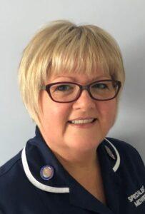 Sally Ashton, Perinatal Mental Health Midwife