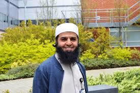 Imam Ashfaq Patel of Blackpool Teaching Hospitals NHS Trust