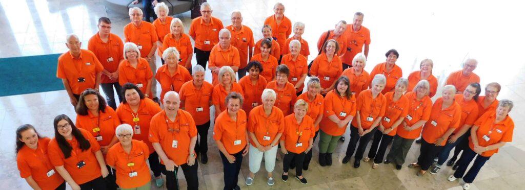 Volunteers May 2019