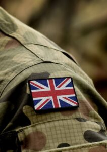 BTH gets Gold award for supporting armed forces