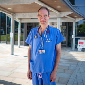 Dr Tarek Saba of Blackpool Teaching Hospitals